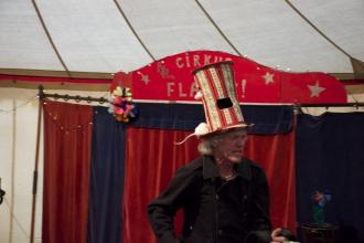Show with Circus Fyr & Flamme