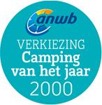 ANWB Vammen Camping camping van het jaar 2000